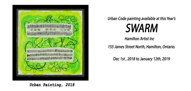 Urban Code at the SWARM 2018 show
